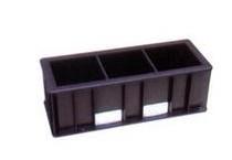 Cement Mortar Cube Mould (Plastic Material )