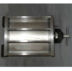 Cement Mortar Prism Mould (Cast-iron Material )
