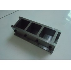Cement Mortar Test Mould ( Cast Iron Material )