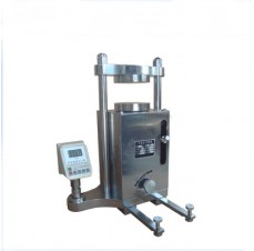Compression Testing Machine (Digital, Hand-operated)