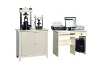 Computerized Compress and Flexure Testing Machine