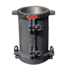 Concrete Cylinder  Mould (Cast-Iron  Material )