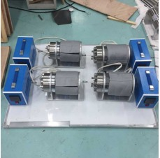 Four Resistivity Core Holding unit