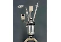High Vaccum Double-Glass Reactor