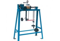 Motorized Strain Controlled Shear Apparatus
