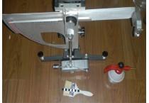 Pendulum Friction Coefficient Meter
