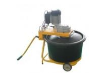Portable Pan type Concrete Mixer