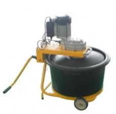 Portable Pan type Concrete Mixer