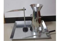 Slump Test Set (galvanized steel )