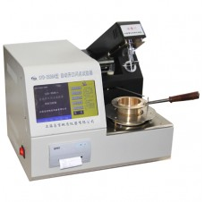 SYD-3536A outomatiese Cleveland open-Cup Flash Point tester