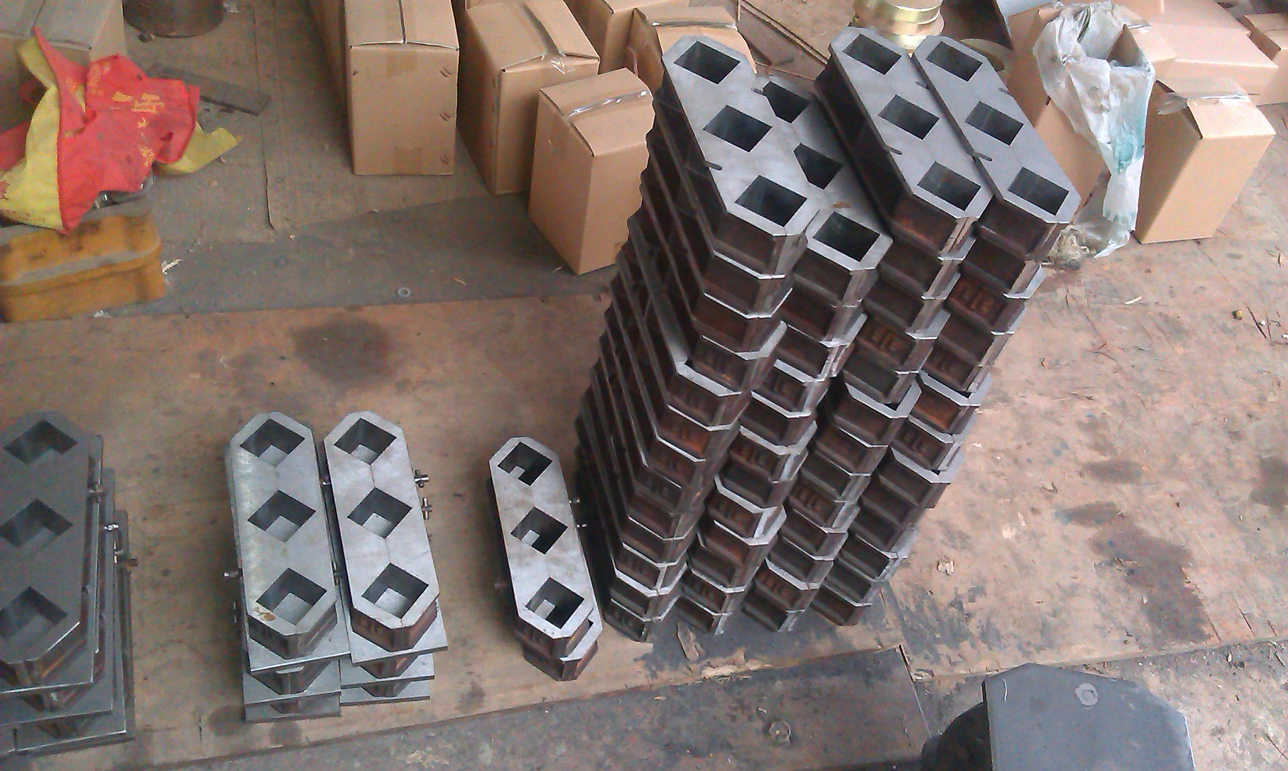 50mm-Three-gang-Mould-Manufacturer