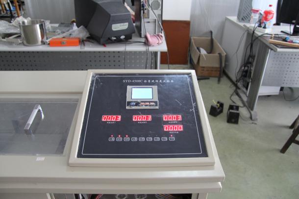 Asphalt-ductility-Meter - 15meter --- geniş istifadə