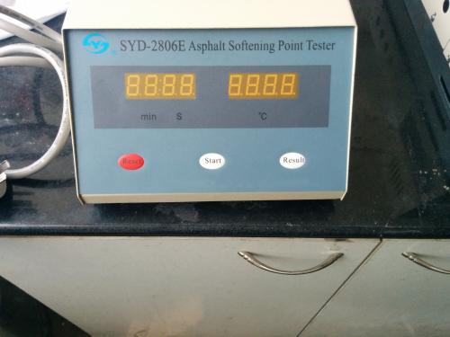 Asfalt-versagting-meter-hoë-gehalte