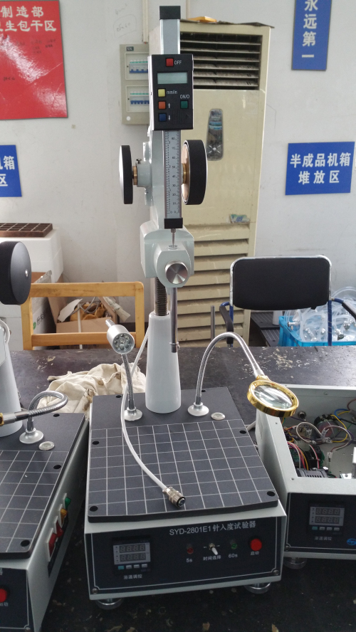 Automatico - Penetrometro -Factory