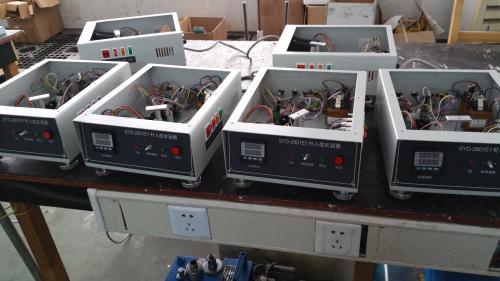 Automatico - Penetrometro - fornitore