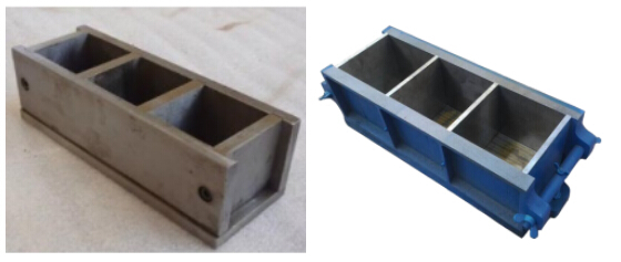 Ciment - Mortier -Test -Mould - Cast -Iron -Material - Best -Price