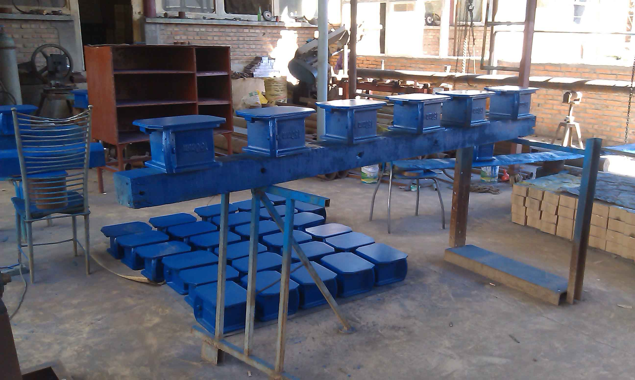 Concrete-Cube-Test-Mould-Cast-Iron--Material--Factory