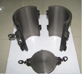 Beton-cilindrični - Mould-lijevanog željeza - Materijal - Tvornica