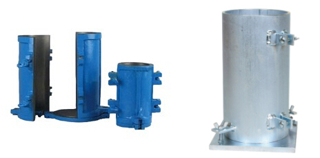 Beton-cilindrični - Mould-lijevanog željeza - Materijal - Stručno-Proizvođač