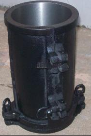 Beton-cilindrični - Mould-lijevanog željeza - Materijal - Professional