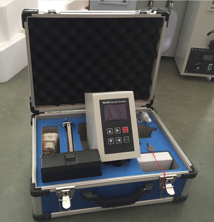 NDJ-8S ---- Digitale-Rational-viscometer-Professionele