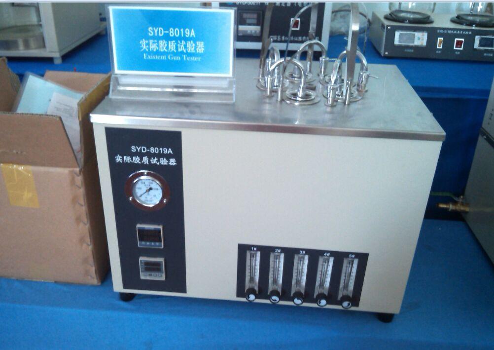 SYD-8019A - وجود الصمغ اختبار المصنع