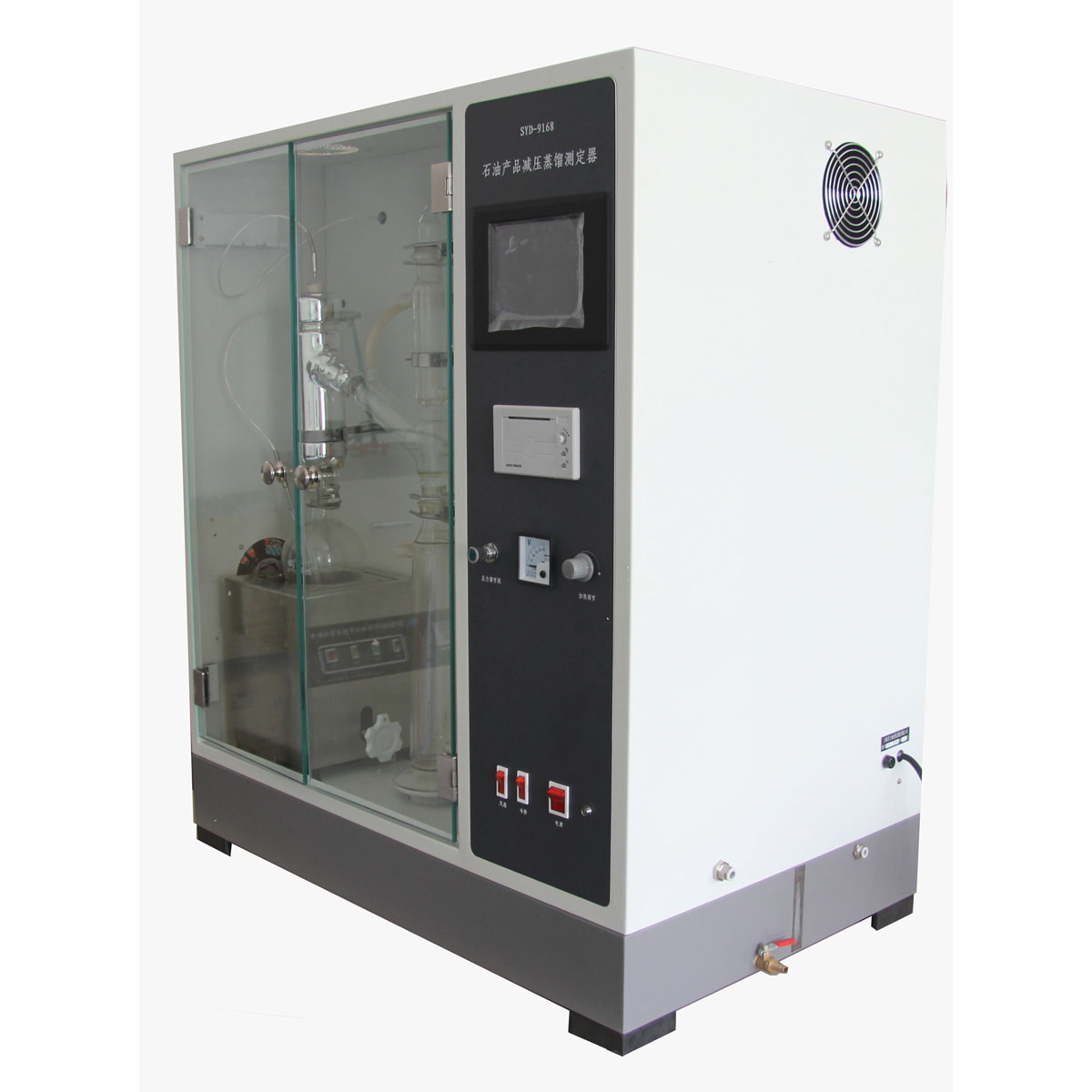 SYD- 9168 - Destilação no vácuo - Aparelho personalizado