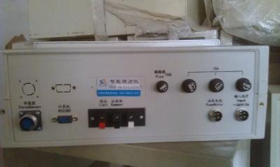 شبه التلقائي ضغط اختبار- آلة مصنع