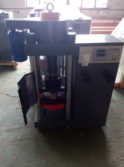 Halbautomatischer-Kompressions-Test-Maschinenhersteller