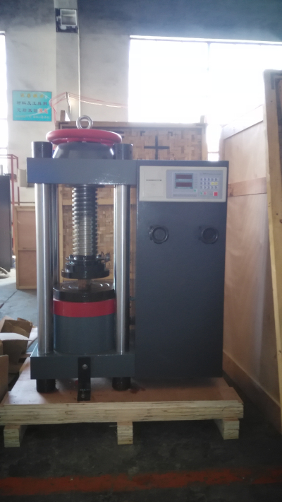 شبه التلقائي ضغط-اختبار-آلة-المستخدمة على نطاق واسع