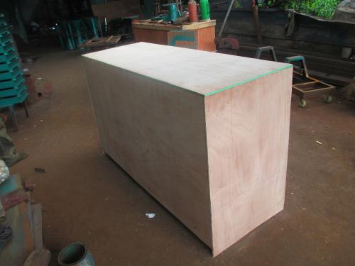 Jednostruka osovina, horizontalna, betonska mešalica, profesionalna-proizvođač