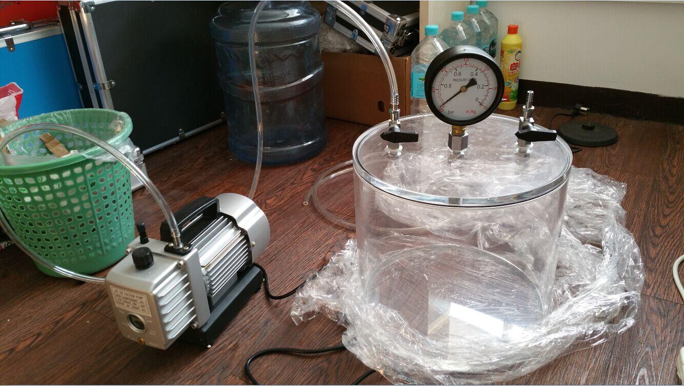 Vakuum-Desicator-Vervaardiger