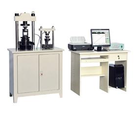 Kompüter sıx və Eğme Test Machine