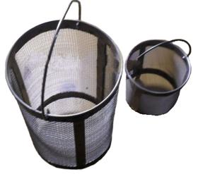 digtheid Basket
