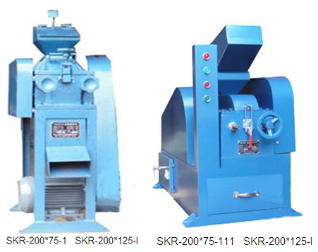 The working principle and structure of roller crusher