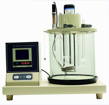 Kinematiese viskositeit Tester