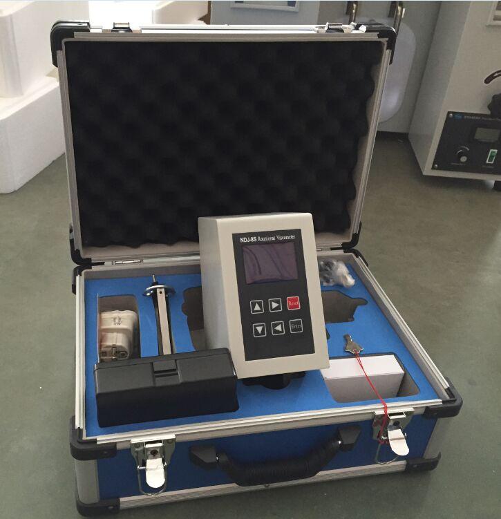 NDJ - 8S numérique Rotational viscosimètre