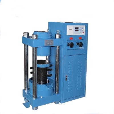 Halbautomatische Kompressionsprüfmaschine
