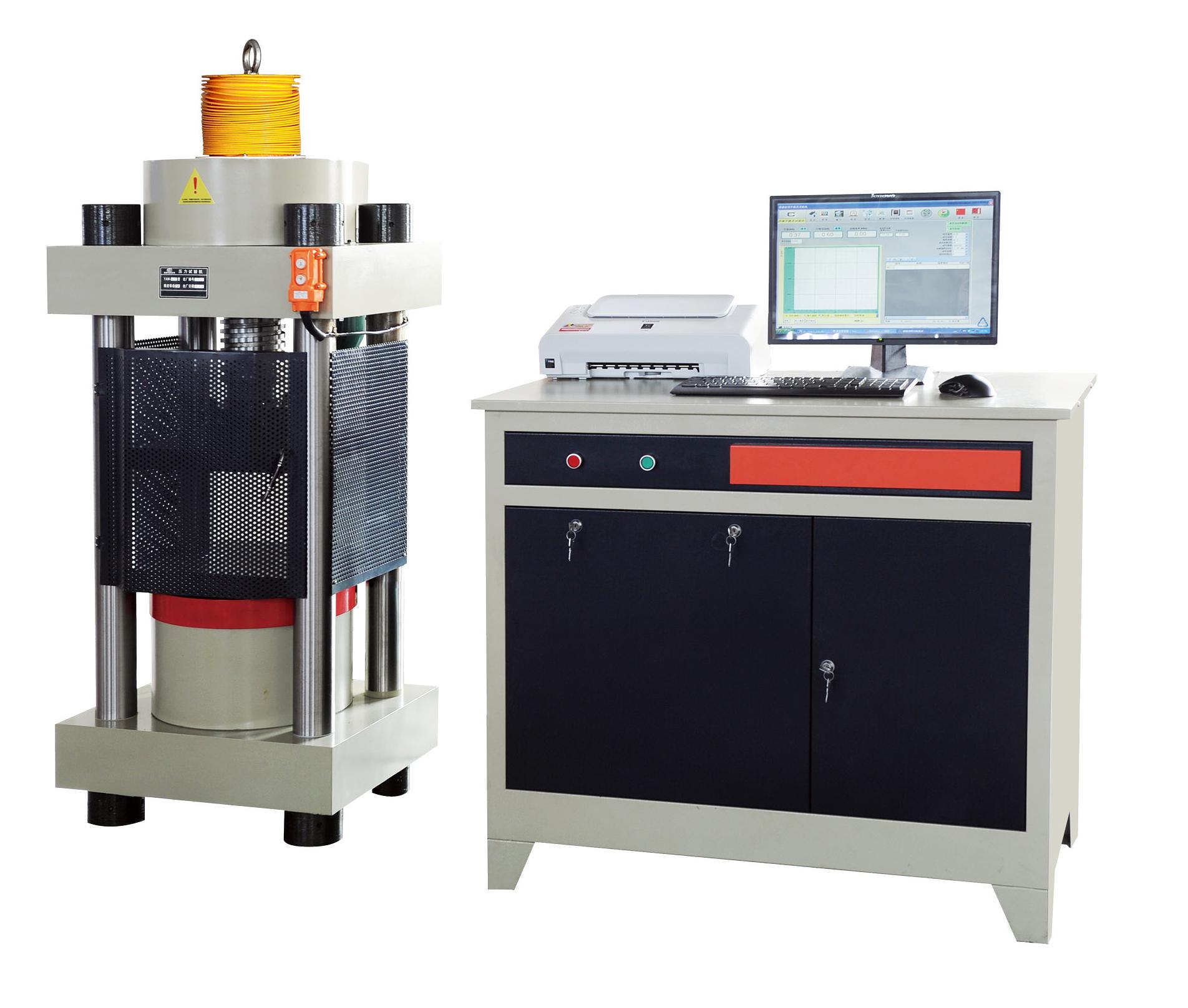 Semi avtomatik Kompressor Testing Machine