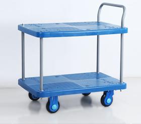 Lydløs mini-trolley