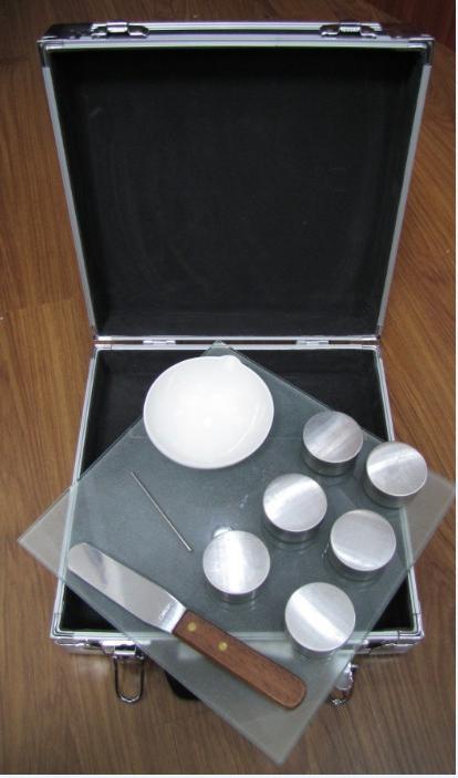 Manual Plastic Limit Test Set