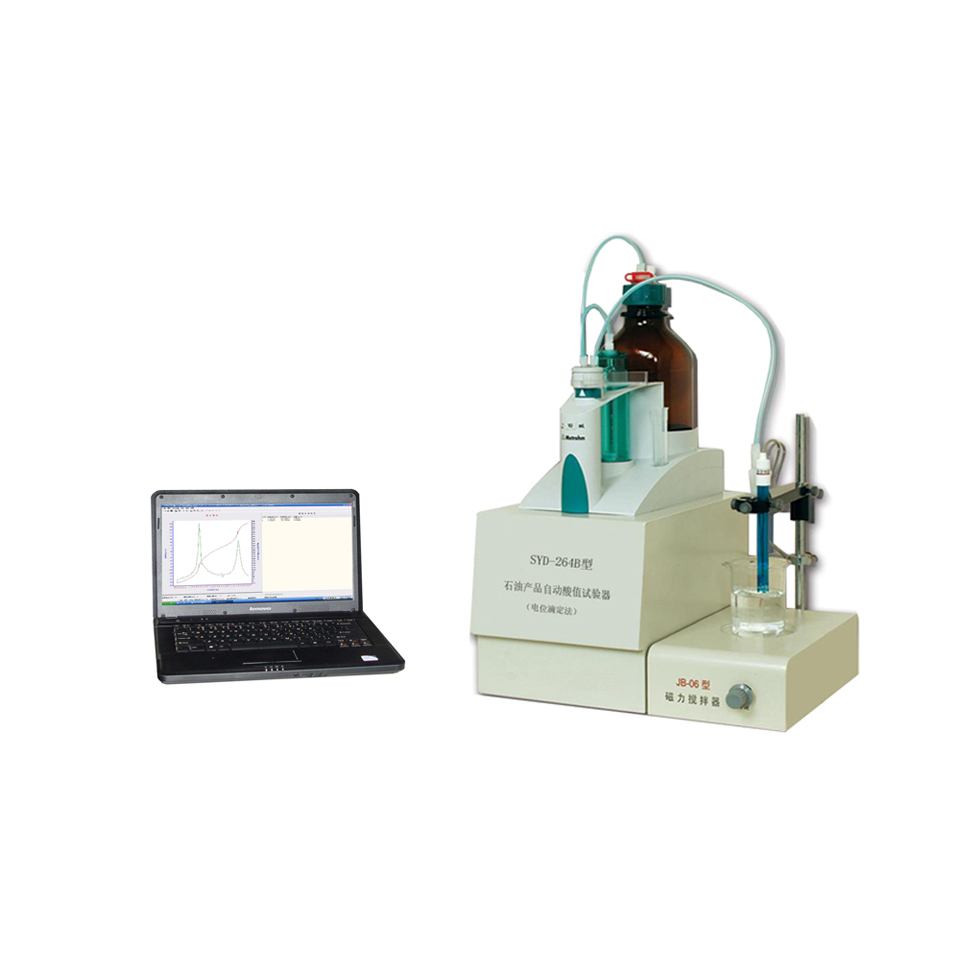 SYD-264B Automatski Ukupno kiselina Broj