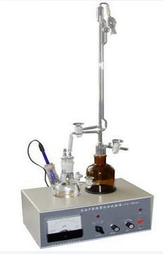 Waterinhoud Tester